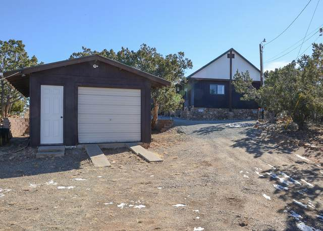 34 Skyview Drive, Sandia Park, NM 87047 (MLS #983999) :: The Buchman Group