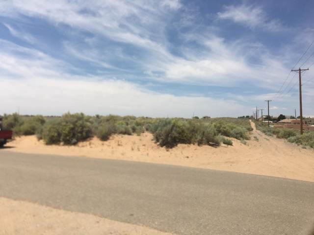 Coyote Canta Road NE, Corrales, NM 87048 (MLS #984031) :: The Buchman Group