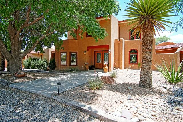 70 Andres Sanchez Road, Belen, NM 87002 (MLS #984092) :: The Bigelow Team / Red Fox Realty