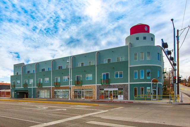 3600 Central Avenue SE #209, Albuquerque, NM 87108 (MLS #984093) :: The Buchman Group