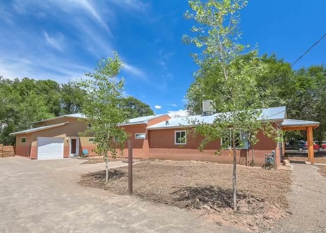 2909 Camilo Lane NW, Albuquerque, NM 87104 (MLS #984105) :: Keller Williams Realty