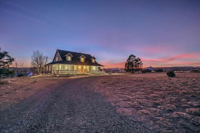 51 Madole Road, Edgewood, NM 87015 (MLS #984130) :: The Bigelow Team / Red Fox Realty