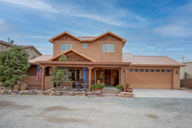 2359 Mountain Road NW, Albuquerque, NM 87104 (MLS #984139) :: Keller Williams Realty