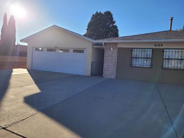 6109 Concordia Road NE, Albuquerque, NM 87111 (MLS #984141) :: Campbell & Campbell Real Estate Services