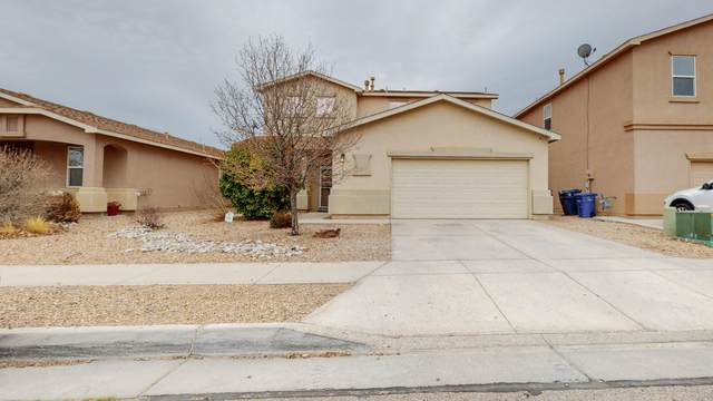 3112 W Meadow Drive SW, Albuquerque, NM 87121 (MLS #984147) :: The Bigelow Team / Red Fox Realty