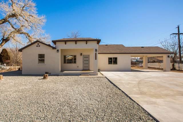 3516 12TH Street NW, Albuquerque, NM 87107 (MLS #984160) :: Keller Williams Realty