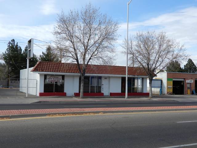 815 San Mateo Boulevard SE, Albuquerque, NM 87108 (MLS #984163) :: The Bigelow Team / Red Fox Realty