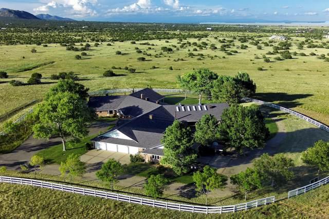 680 State Road 344, Edgewood, NM 87015 (MLS #984181) :: Berkshire Hathaway HomeServices Santa Fe Real Estate
