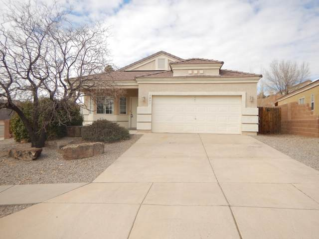 5401 Caballo Court NE, Rio Rancho, NM 87144 (MLS #984185) :: Campbell & Campbell Real Estate Services