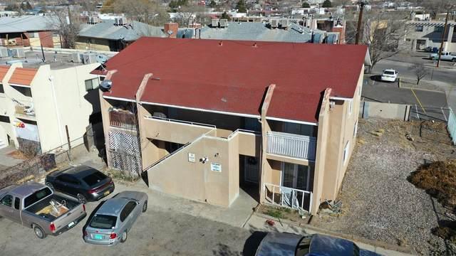 312 Western Skies Drive SE, Albuquerque, NM 87123 (MLS #984188) :: The Buchman Group