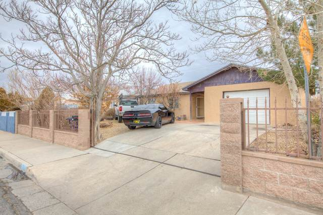 704 Estancia Drive NW, Albuquerque, NM 87105 (MLS #984201) :: Keller Williams Realty