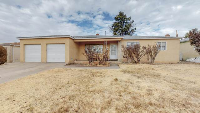 9505 Elvin Avenue NE, Albuquerque, NM 87112 (MLS #984204) :: Campbell & Campbell Real Estate Services