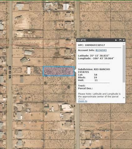 41-109 2nd Street NE, Rio Rancho, NM 87124 (MLS #984214) :: The Buchman Group
