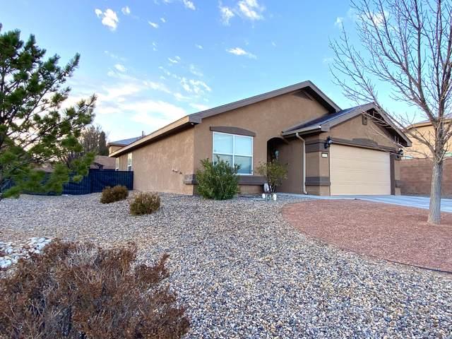 1361 Carnival Avenue NW, Los Lunas, NM 87031 (MLS #984215) :: Berkshire Hathaway HomeServices Santa Fe Real Estate