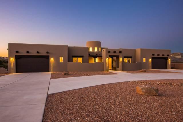 1427 20TH Avenue SE, Rio Rancho, NM 87124 (MLS #984218) :: The Buchman Group