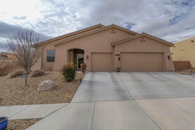1771 Camino Corona, Los Lunas, NM 87031 (MLS #984234) :: Berkshire Hathaway HomeServices Santa Fe Real Estate