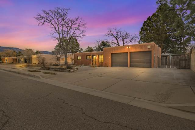 3508 Mary Ellen Street NE, Albuquerque, NM 87111 (MLS #984245) :: Campbell & Campbell Real Estate Services