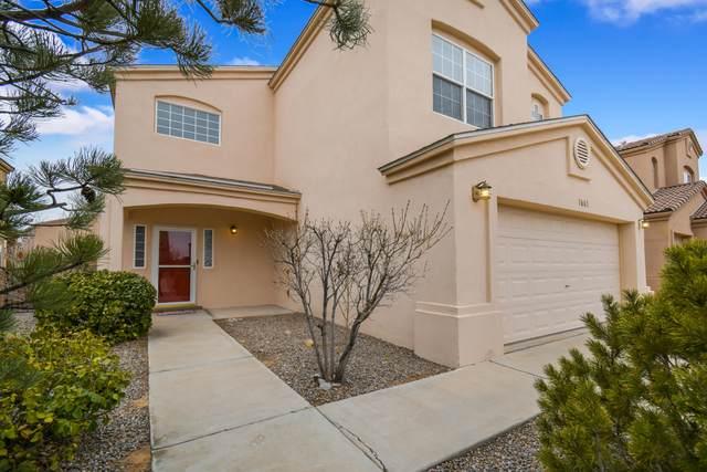 1441 Isleta Court NE, Rio Rancho, NM 87144 (MLS #984253) :: Campbell & Campbell Real Estate Services