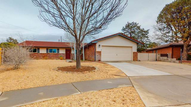 12321 Collier Court NE, Albuquerque, NM 87112 (MLS #984257) :: Campbell & Campbell Real Estate Services