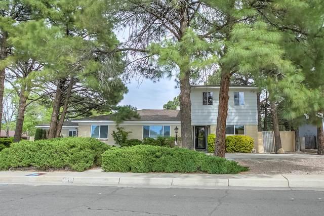 1212 Grove Street NE, Albuquerque, NM 87110 (MLS #984259) :: The Buchman Group