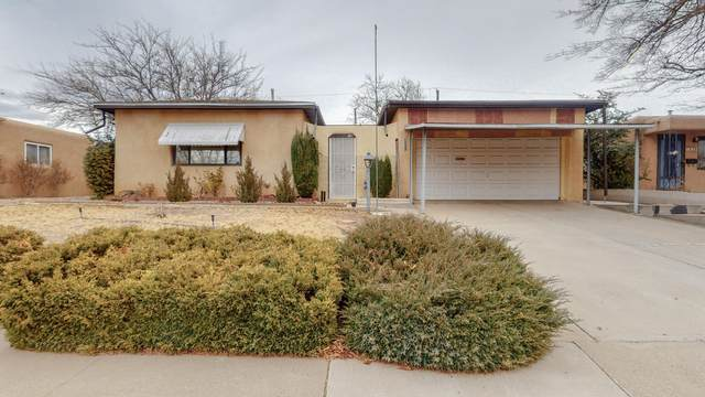 1832 Childers Drive NE, Albuquerque, NM 87112 (MLS #984263) :: Campbell & Campbell Real Estate Services
