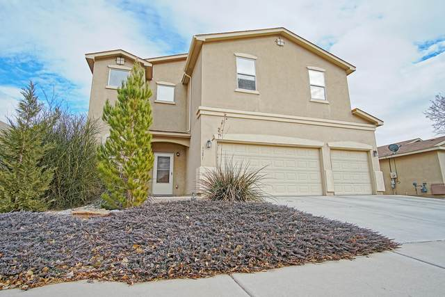 3281 Wagon Wheel Street SW, Los Lunas, NM 87031 (MLS #984289) :: Campbell & Campbell Real Estate Services
