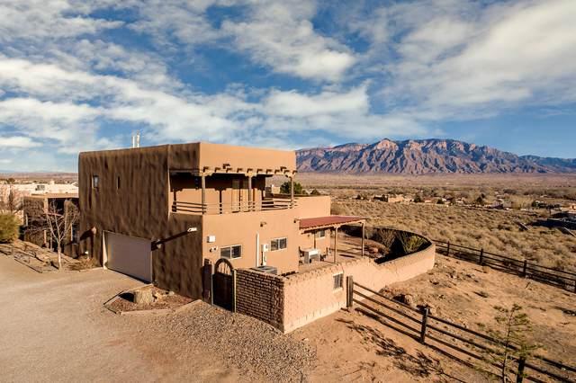 5905 Rio Arriba Road NE, Rio Rancho, NM 87144 (MLS #984294) :: Campbell & Campbell Real Estate Services