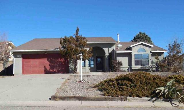 6366 Roadrunner Loop NE, Rio Rancho, NM 87144 (MLS #984296) :: Campbell & Campbell Real Estate Services