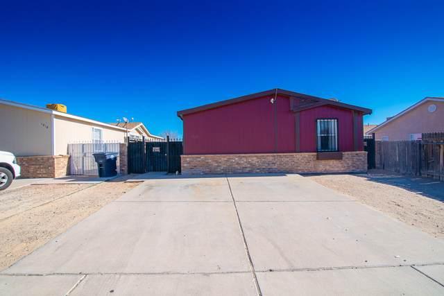 1822 Tierra De La Luna Drive SW, Albuquerque, NM 87121 (MLS #984321) :: Berkshire Hathaway HomeServices Santa Fe Real Estate