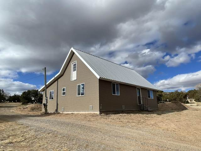 84 Skyline Drive, Edgewood, NM 87015 (MLS #984337) :: Keller Williams Realty