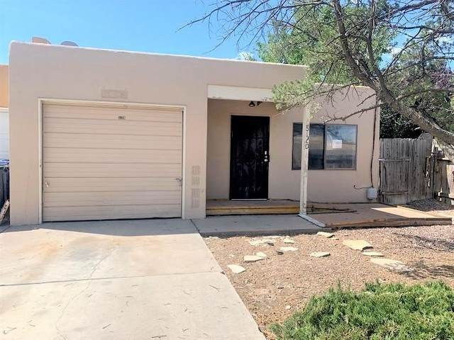 5120 Orion Avenue NW, Albuquerque, NM 87120 (MLS #984341) :: Keller Williams Realty