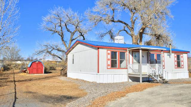 39 Miller Road, Los Lunas, NM 87031 (MLS #984344) :: Campbell & Campbell Real Estate Services