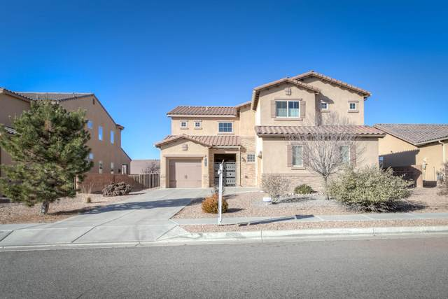 1413 Cereza Drive SE, Rio Rancho, NM 87124 (MLS #984347) :: The Buchman Group