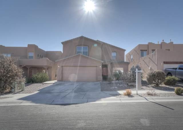 9528 Valletta Avenue NW, Albuquerque, NM 87120 (MLS #984350) :: Keller Williams Realty