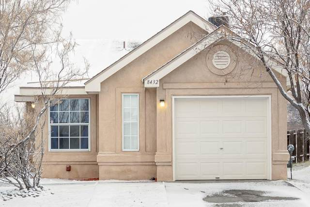 8432 Springcroft Road NW, Albuquerque, NM 87120 (MLS #984366) :: Keller Williams Realty