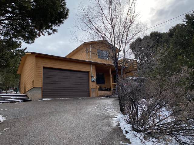 75 Tablazon Road, Tijeras, NM 87059 (MLS #984375) :: Keller Williams Realty