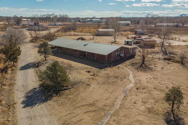 1 Rancho De Santa Rosa Lane, Los Lunas, NM 87031 (MLS #984377) :: Campbell & Campbell Real Estate Services