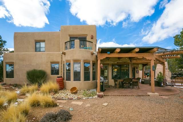 15 Corte Ventana, Sandia Park, NM 87047 (MLS #984412) :: The Buchman Group