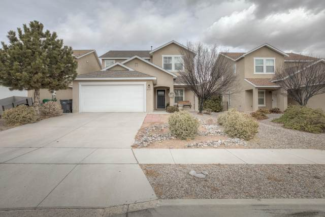 2047 Coba Road SE, Rio Rancho, NM 87124 (MLS #984416) :: HergGroup Albuquerque