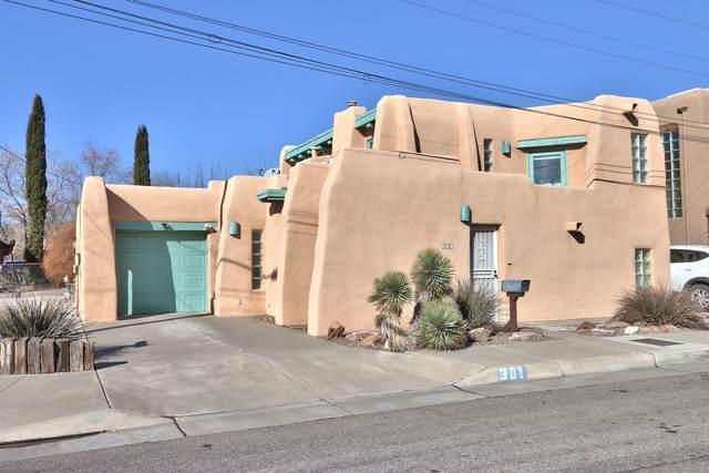 301 16TH Street NW, Albuquerque, NM 87104 (MLS #984419) :: HergGroup Albuquerque