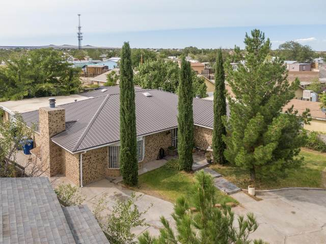713 Luna Road SW, Albuquerque, NM 87105 (MLS #984425) :: The Bigelow Team / Red Fox Realty