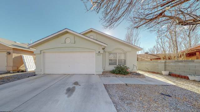 1604 N Canyon Road SW, Albuquerque, NM 87121 (MLS #984428) :: Campbell & Campbell Real Estate Services