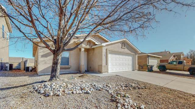 5825 Sandoval Drive NE, Rio Rancho, NM 87144 (MLS #984429) :: Campbell & Campbell Real Estate Services