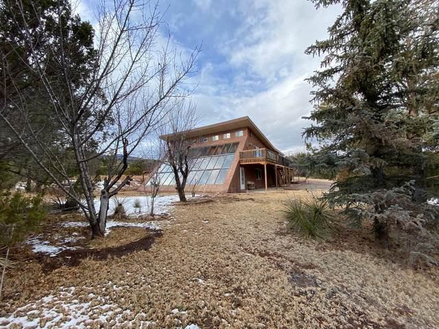 12275 N State Highway 14, Cedar Crest, NM 87008 (MLS #984432) :: Campbell & Campbell Real Estate Services