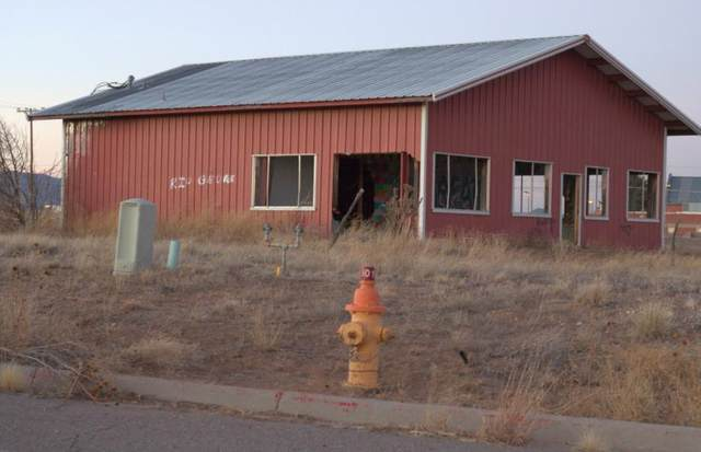 Lexco Road, Moriarty, NM 87035 (MLS #984455) :: Keller Williams Realty