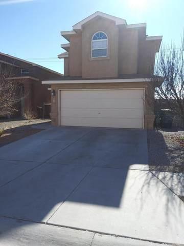 9512 Adonai Road NW, Albuquerque, NM 87121 (MLS #984456) :: Campbell & Campbell Real Estate Services