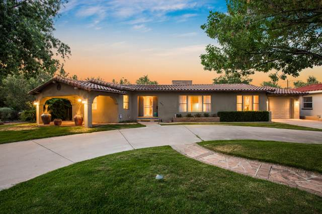 1617 Los Alamos Avenue SW, Albuquerque, NM 87104 (MLS #984461) :: The Buchman Group