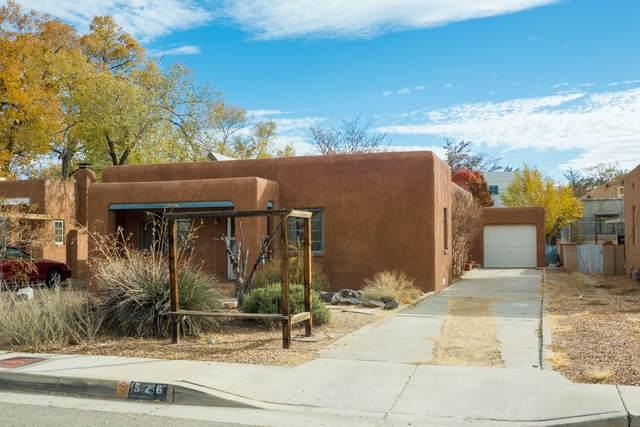526 Hermosa Drive NE, Albuquerque, NM 87108 (MLS #984483) :: The Buchman Group