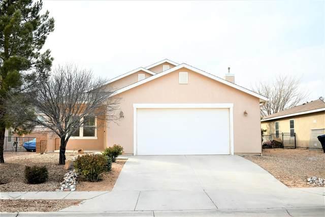275 Cloud View Avenue SW, Los Lunas, NM 87031 (MLS #984504) :: The Buchman Group