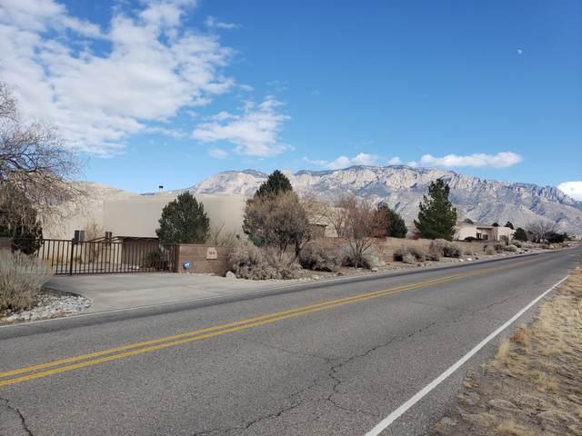 Elena Drive NE, Albuquerque, NM 87122 (MLS #984511) :: The Buchman Group